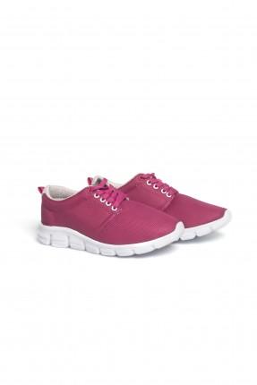 حذاء نسائي سبور - بنفسجي