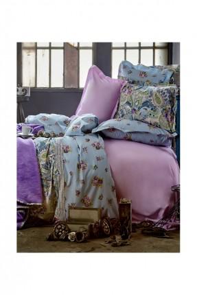 طقم غطاء لحاف تركواز / 3 قطع / سرير مفرد