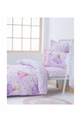 بطانية رسومات / 160 * 220 / سرير بنات