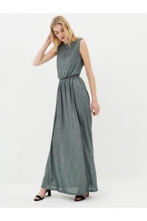 فستان نسائي بدون اكمام