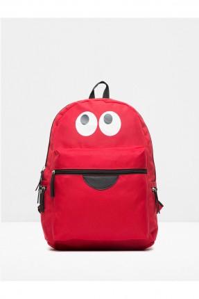 حقيبة ظهر نسائية - احمر