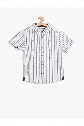 قميص اطفال ولادي مطبوع