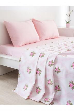 غطاء سرير مزدوج قطني /200 * 220 /