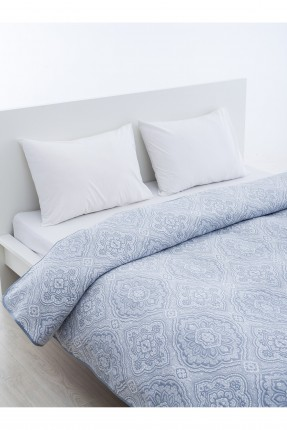غطاء سرير مزدوج مزخرف  /240 * 250 /