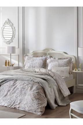 طقم غطاء لحاف مزخرف / قطعتين / سرير مزدوج