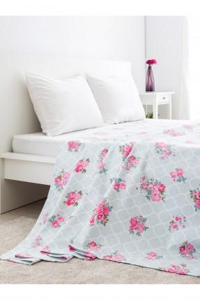 غطاء سرير مزدوج قطني /220 * 240 /