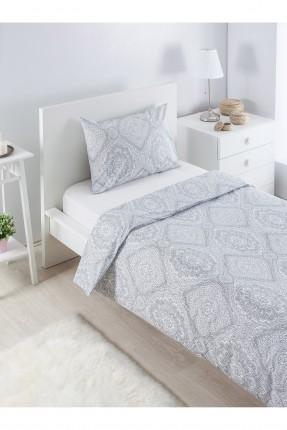 طقم غطاء لحاف مزخرف / قطعتين / سرير مفرد