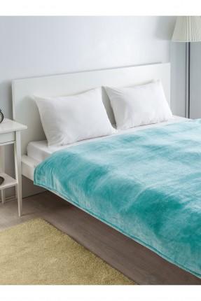 بطانية سرير مزدوج /200 * 220 / ازرق