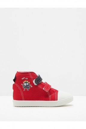حذاء اطفال ولادي - احمر