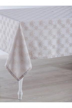 غطاء طاولة منقوش / 150 * 220 /
