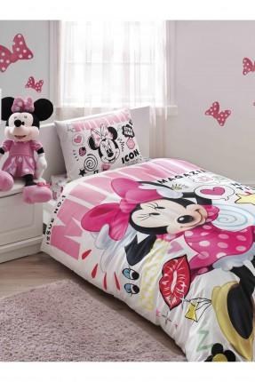 طقم غطاء سرير بنات رسومات
