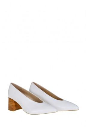 حذاء نسائي - ابيض