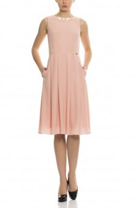 فستان سبور مع جيب