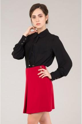 تنورة قصيرة سبور - احمر