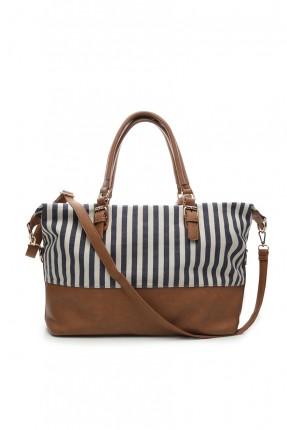 حقيبة يد نسائية - كحلي