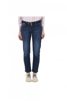 بنطال جينز نسائي ضيق