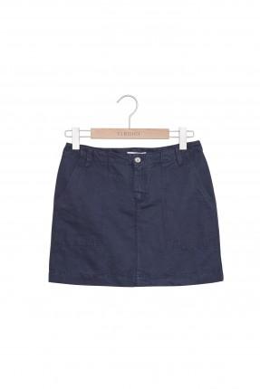تنورة قصيرة - كحلي