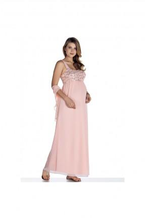 فستان حمل طويل شيال