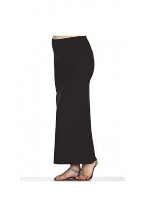 تنورة حمل طويلة كلاسيك - بني