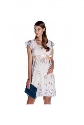 فستان حامل قصير مزخرف