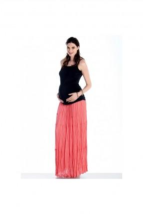تنورة حمل طويلة