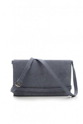 حقيبة يد نسائية جلد - بترولي