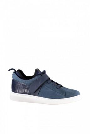 حذاء رياضة رجالي - ازرق