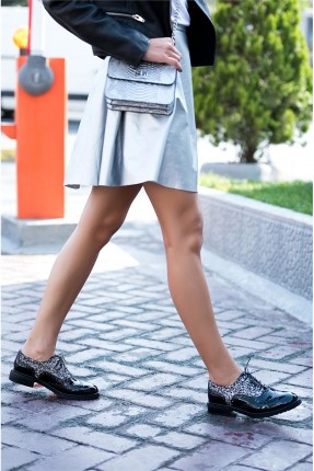 حذاء نسائي - اسود