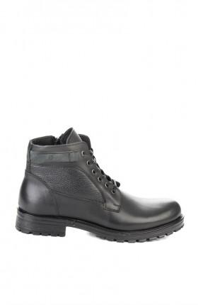 حذاء رجالي عال - اسود
