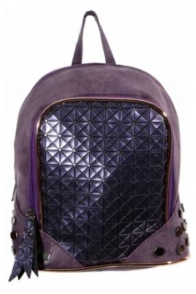 حقيبة ظهر نسائية - موف