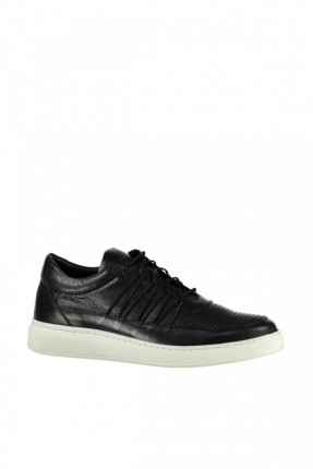 حذاء رياضة رجالي - اسود