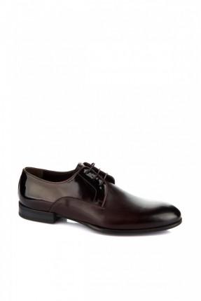 حذاء رجالي رسمي - خمري