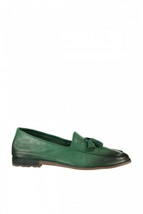 حذاء رجالي - اخضر