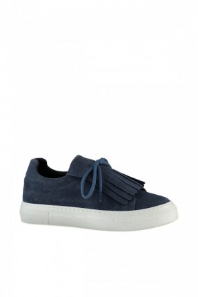 حذاء نسائي - نيلي
