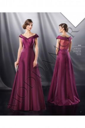 فستان سهرة طويل