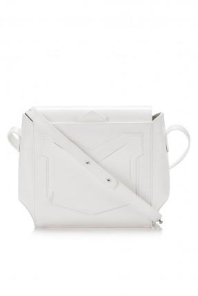 حقيبة نسائية - ابيض