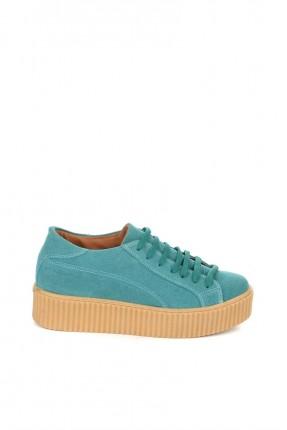 حذاء نسائي - تركواز