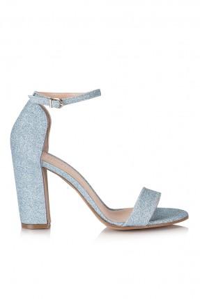 حذاء نسائي مكشوف - ازرق