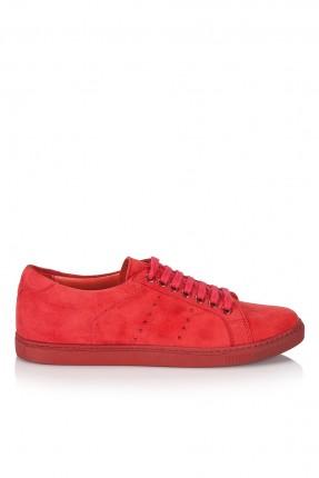حذاء نسائي سبور - احمر