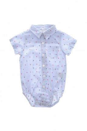 قميص بيبي ولادي منقوش