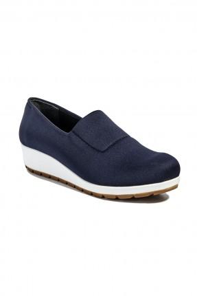 حذاء نسائي سبور - كحلي