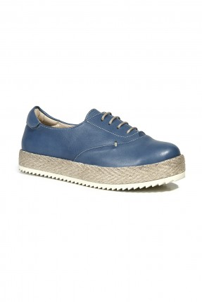 حذاء نسائي سبور - ازرق