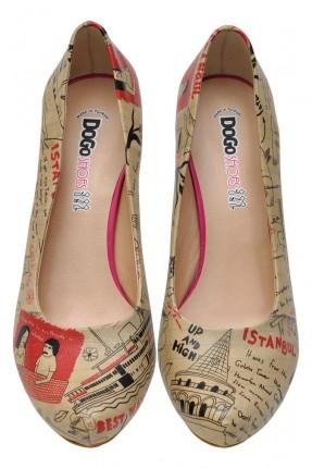 حذاء نسائي صورة اسطنبول