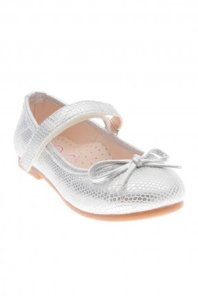 حذاء اطفال بناتي - فضي