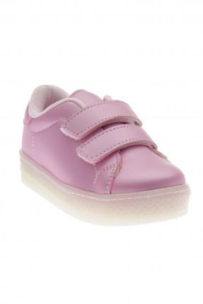 حذاء اطفال بناتي رياضي - وردي