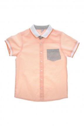 قميص نصف كم اطفال ولادي