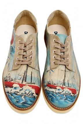 حذاء رجالي صورة بحر