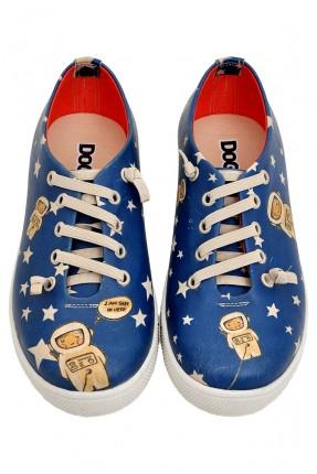 حذاء اطفال صورة رائد فضاء