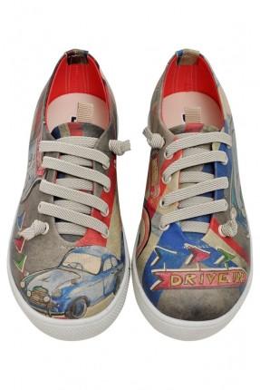 حذاء اطفال صورة سيارة