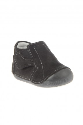 حذاء بيبي ولادي - اسود